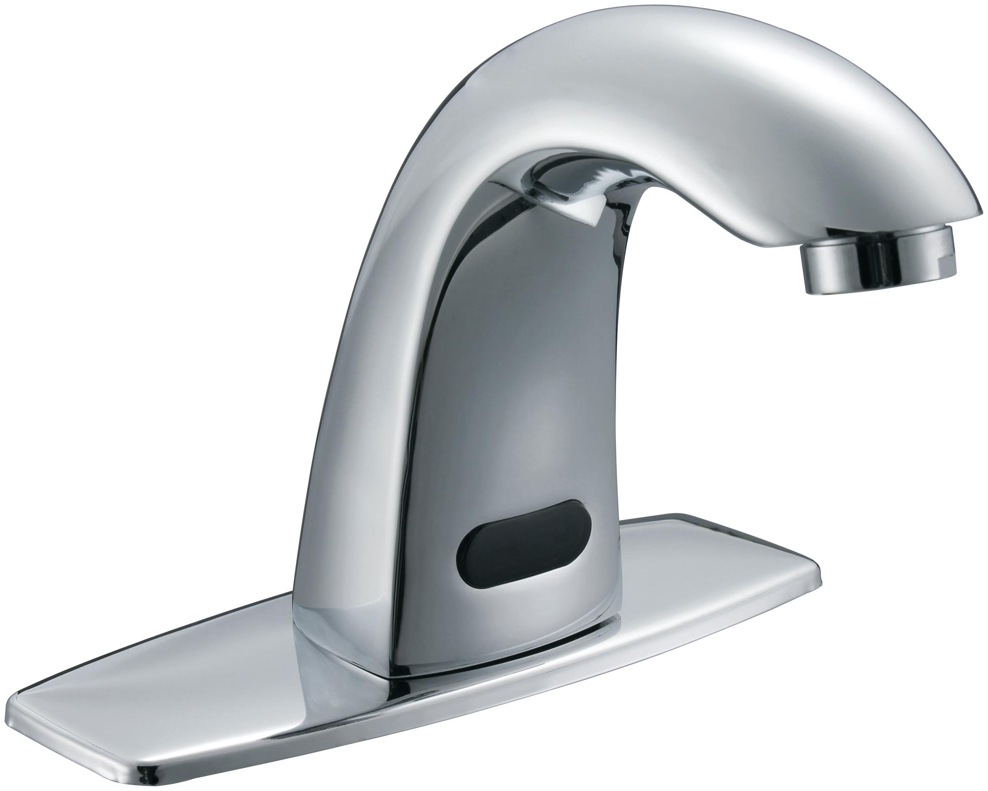 self-powered automatic faucet