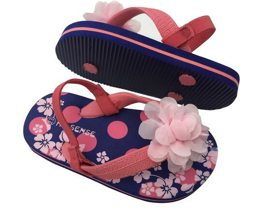 Girls Soft EVA Flip flops Children Summer Sandals