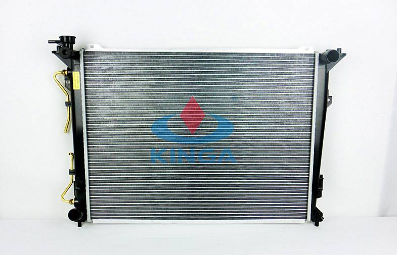 Heat Exchange Automotive Radiator For Sonata'05