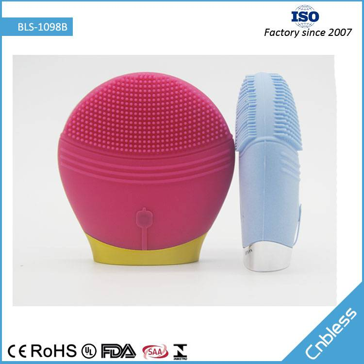 USB Charging Silicone Cleaning Skin Device BLS-1098B