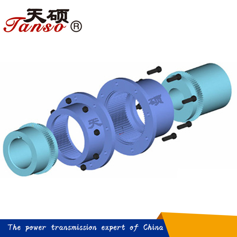 GCLD gear coupling