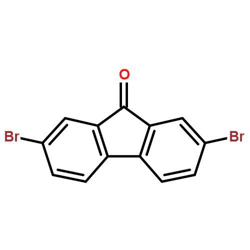 2,7-Dibromofluorenone[14348-75-5]