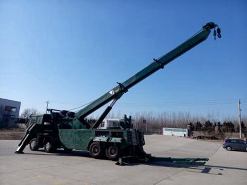 50 ton rotator tow truck