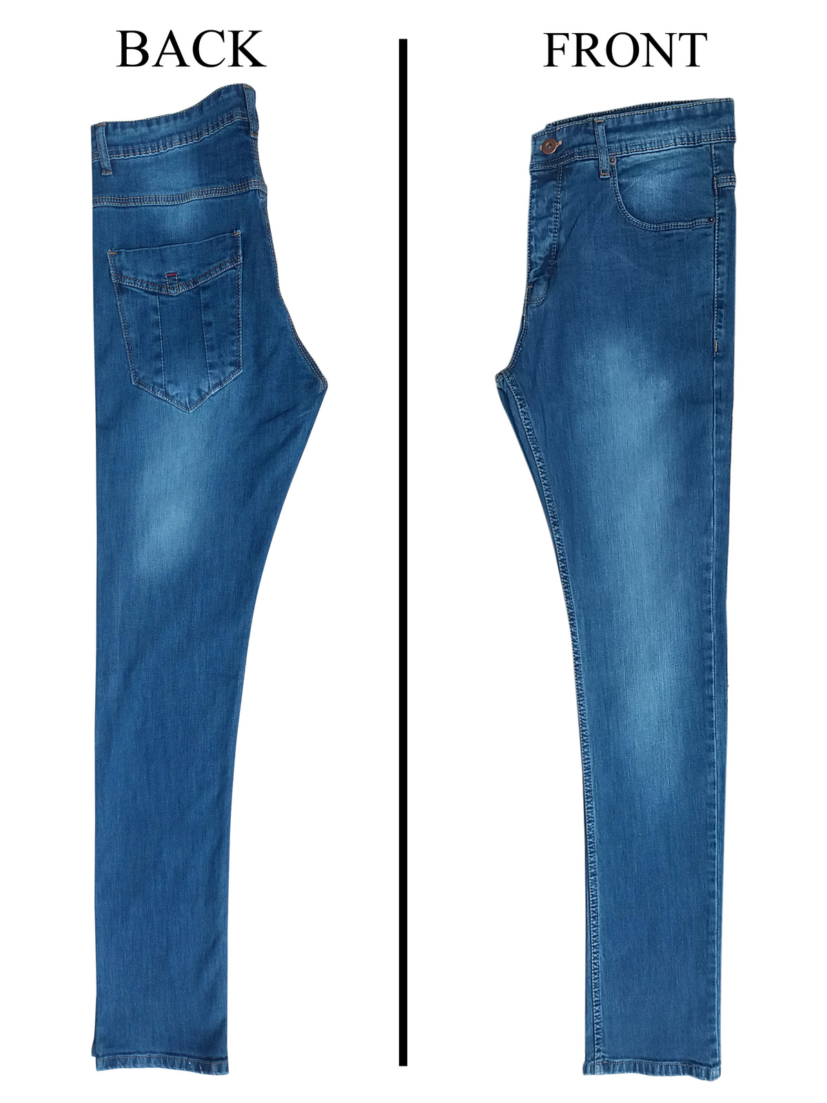 Men Jeans - Article # 166008 - 9 USD