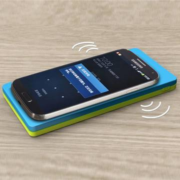 big capacility Wireless power bank