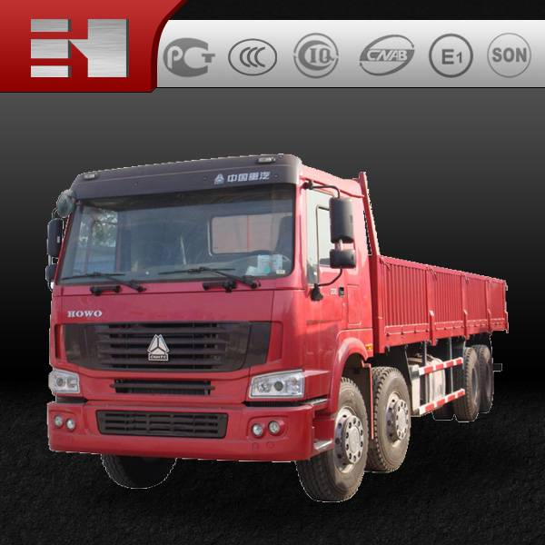 Sinotruk 8X4 cargo truck for sale