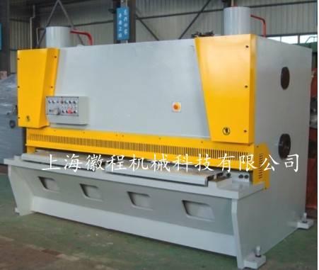 Guillotine shearing Shearing machine Cutting machineQC11Y- 8X2500