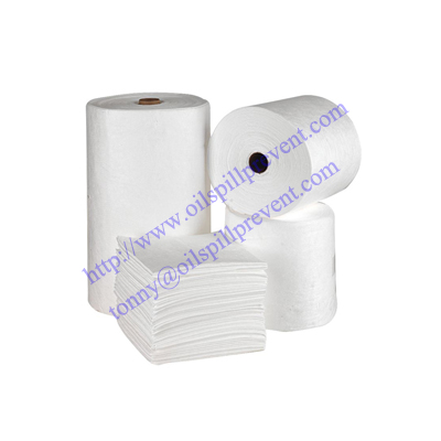 Oil Absorbent Pads From Evergreen Properity in Chinese(Qingdao Singreat)