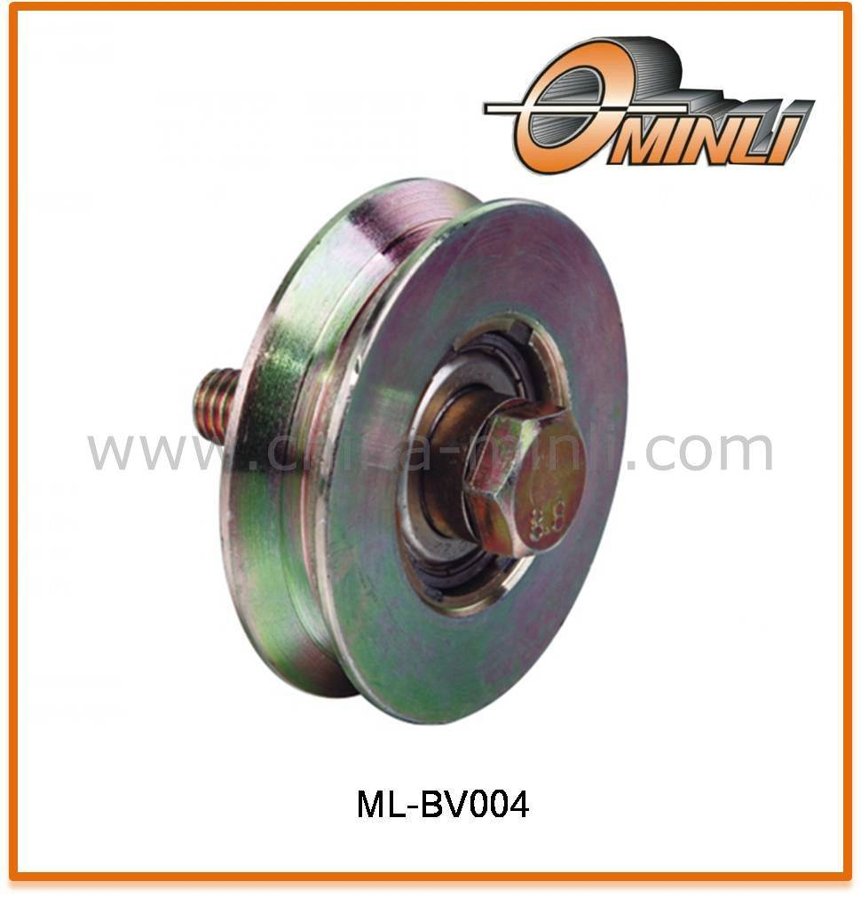 Popular Metal Part with Big Roller for Gate Door(ML-BV004)
