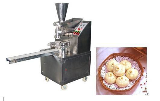 Automatic Big Bun Making Machine