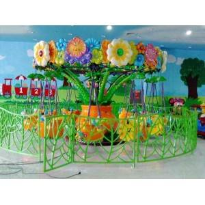Amusement ride Flower flying chairs