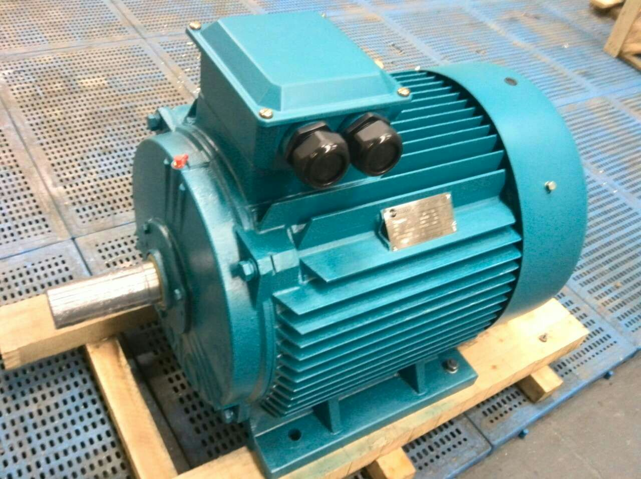 ABB Motor Low Voltage Electrical three-phase ac motor 75kW