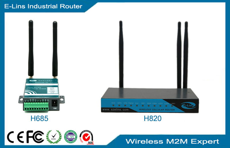 4G WiFi Router Industrial 4G LTE M2M router with Wlan VPN GPS Unlocked Sim Slot MIMO