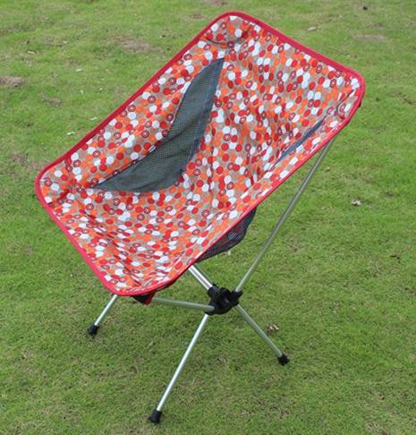 high quality aluminum outdoor  folding chairs