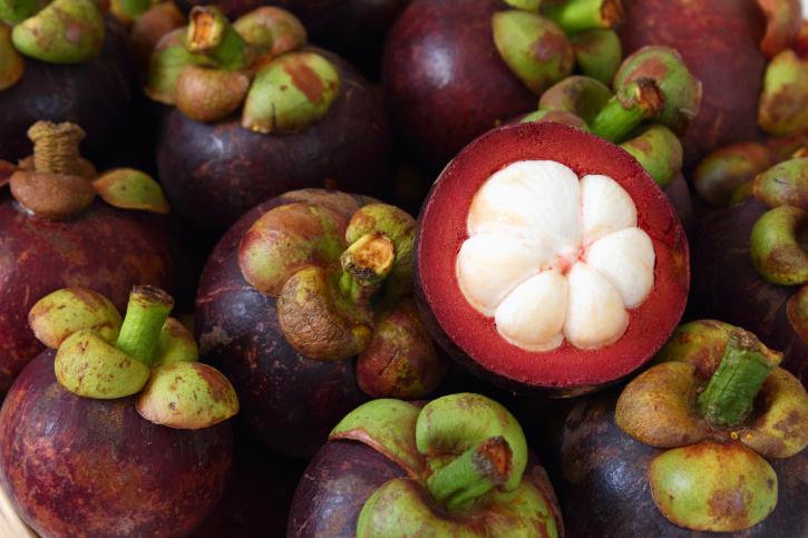 Purple mangosteen forn sale