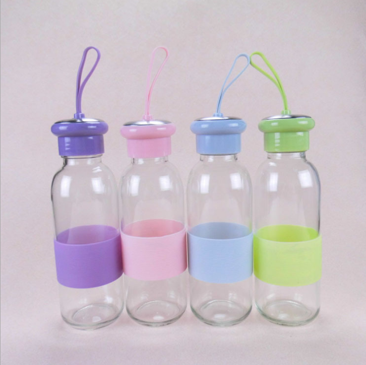 Wholesale Customized Plastic Water Bottle