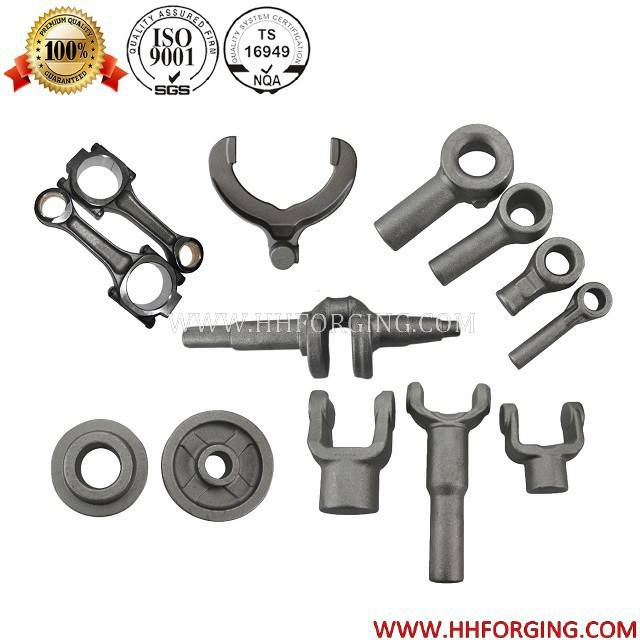 OEM High Quality Forged Steel Auto Parts