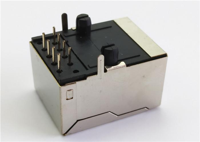 350uH OCL Cat5 RJ45 Ethernet Jack Connector 8P8C JXR0-0001NL/JXR0-0011NL