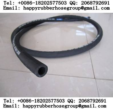 Single Fiber Braided Reinforced Hydraulic Rubber Hose (SAE-R6)