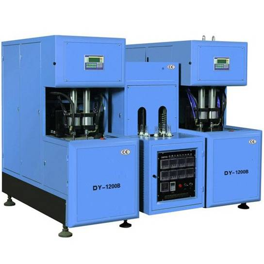 DY-1200B Semi-Auto Blowing Machine