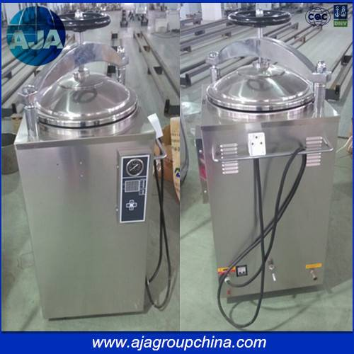 Tattoo Autoclave With Drying Function