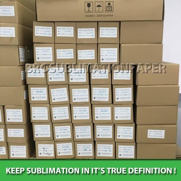 """Economic 103g Sublimation Paper 36""""*100m"""