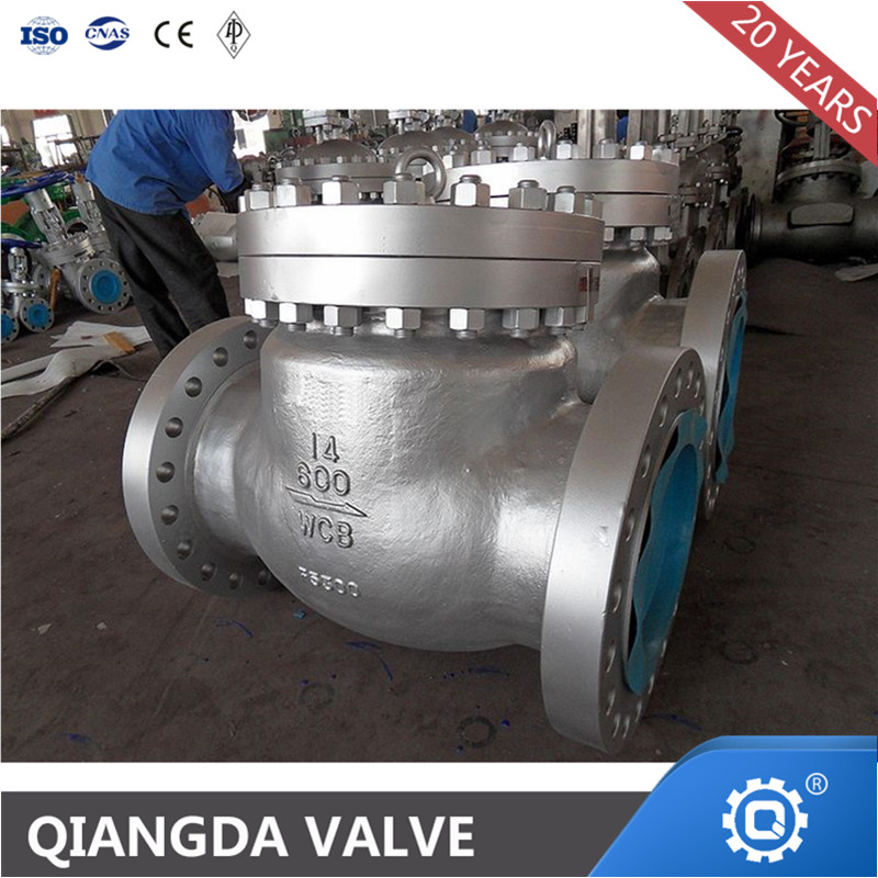 Carbon Steel Flanged Bolted Bonnet Swing Check Valve