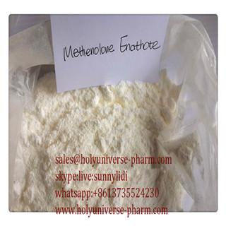 Methenolone enanthate raw steroids powder