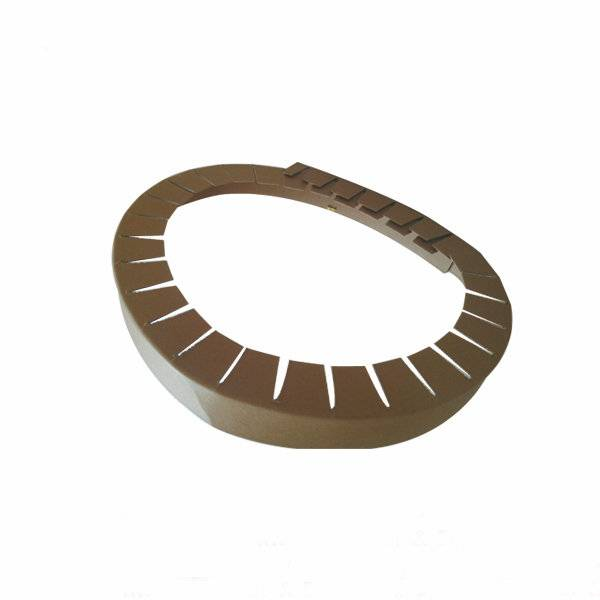 High quality ring type paper corner / angle / edge protector for protection