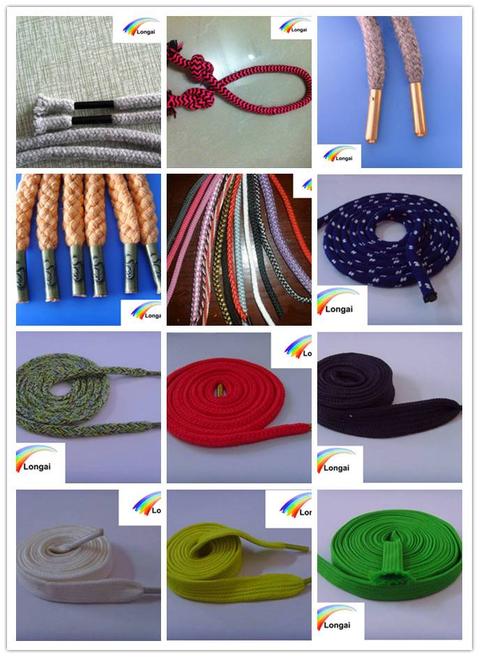 European market hollow braided rope polyester braided rope