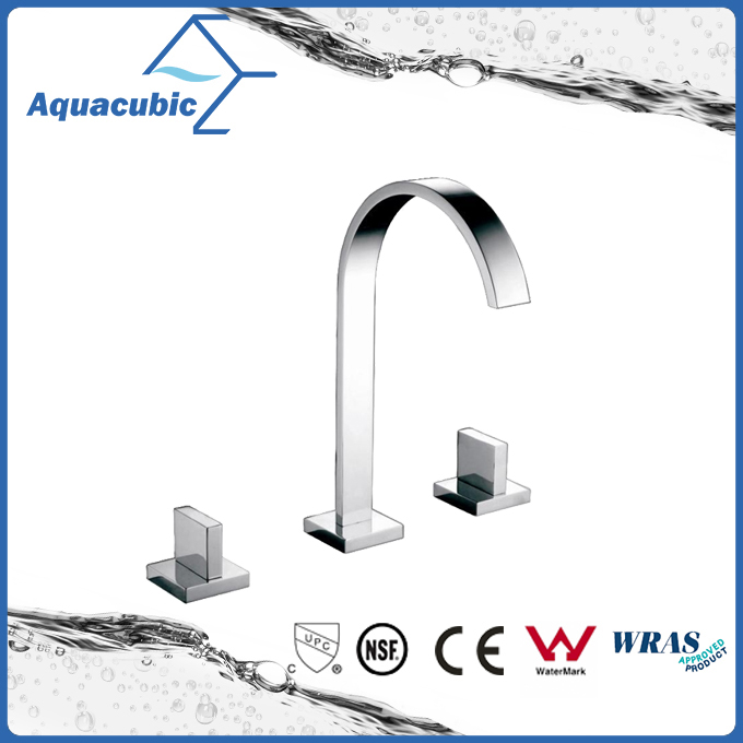 UPC contemporary bathroom Basin Faucet(AF8389-6)
