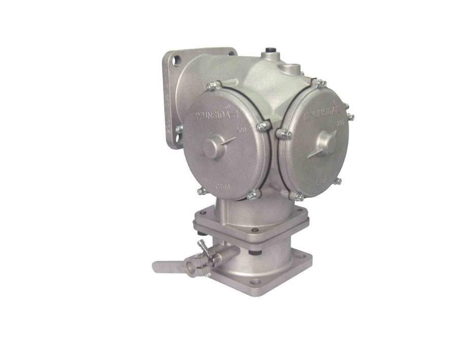 W300h Proportional Mixer Gas/Mehtane Mixer