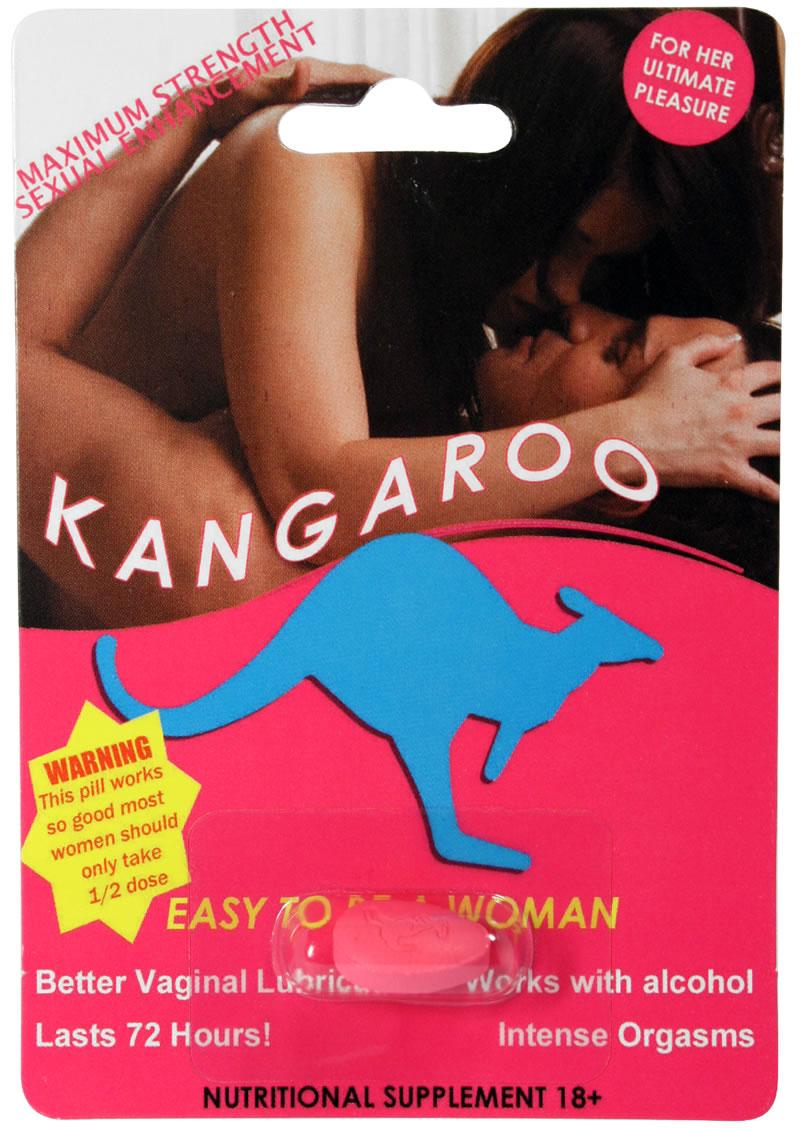 Kangaroo Sex Pills for Women