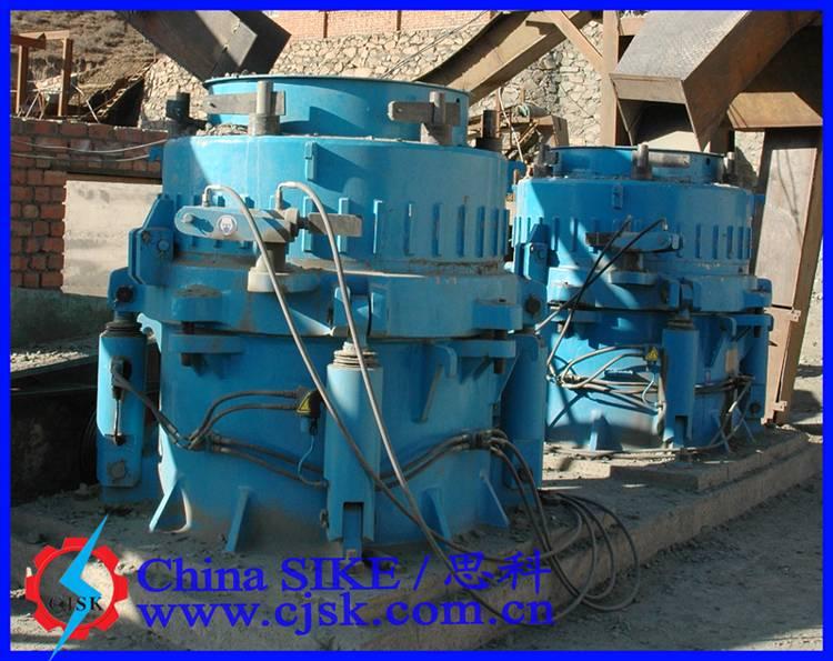 SMH Economical Stone Crusher Machine