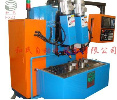 CNC Spiral Slot Milling Machine
