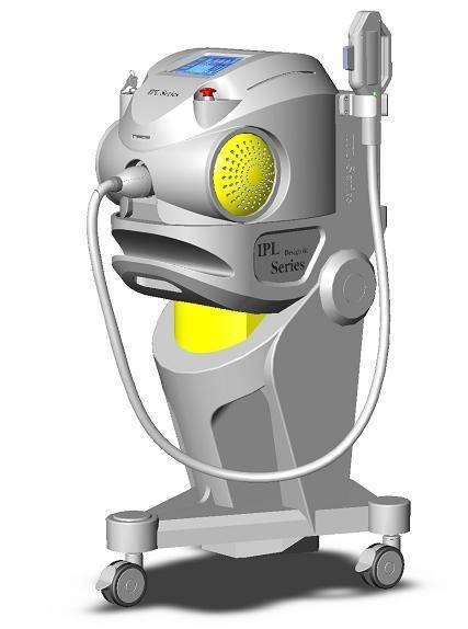 E-light RF IPL wrinkle hair acne scar removal