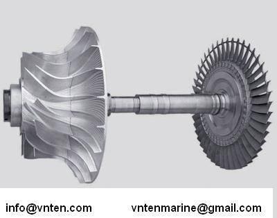 Turbocharger set or parts