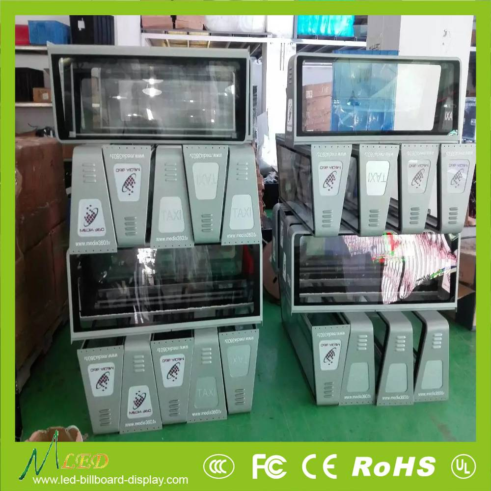 P5 3G Led taxi sign/Led taxi roof sign/Taxi top led display