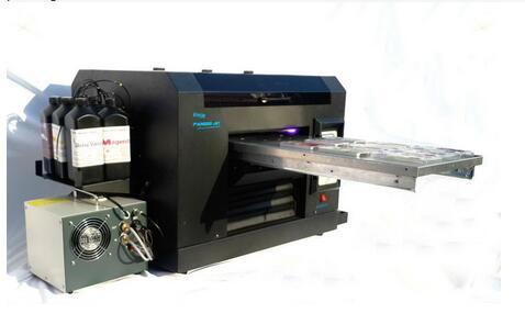 High quality A3 UV flat bed printer price DX5 print head flatbed uv printer phone case printer