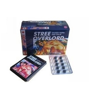 Iron Tin Stree Overlord Pills Sex Products Enhancer