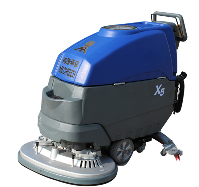 GD-X5 Push-type Floor Scrubber
