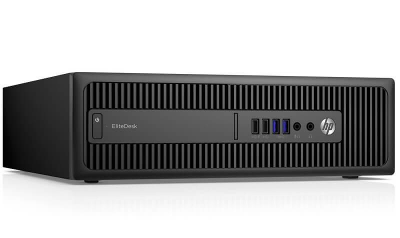 63x HP 800 G2 SFF - Core i5-6500 - 8 GB DDR4 - 500 GB HDD - 249 Eur