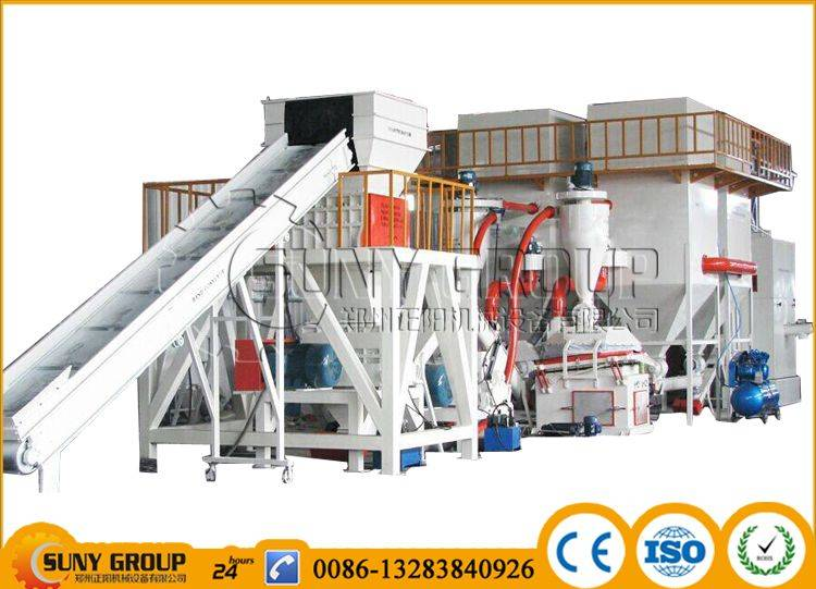 PCB-1000 E-waste Recycling Plant