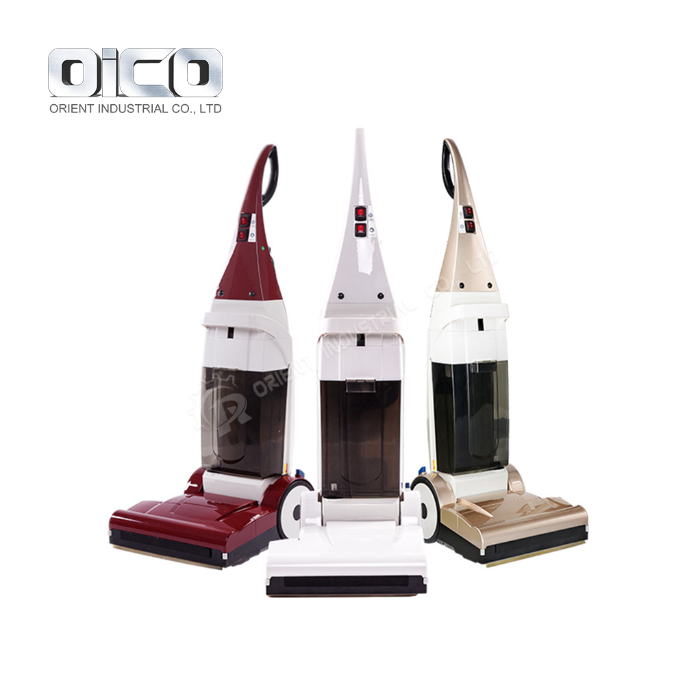 Cleaning Equipment Home / Coffee Shop/ Office Use Mini Hand Push Floor Scrubber For Sale