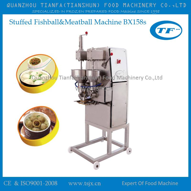 stuffed fish ball machine meatball machine food machine