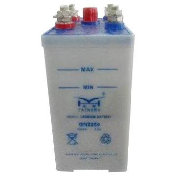 NI-CD Rechargeable Battery KPM250