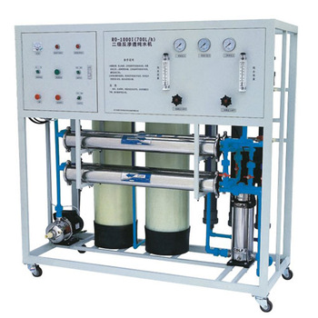 Reverse Osmosis System Water Filtration Machine 700L/H reverse osmosis water purification machine
