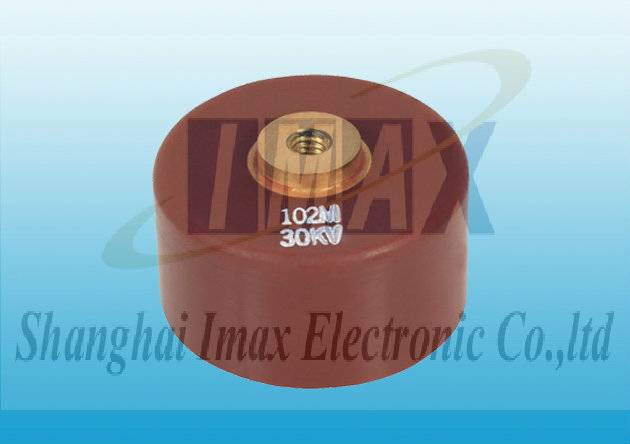 Vishay 715C30DKT50 High Voltage Disc Capacitor