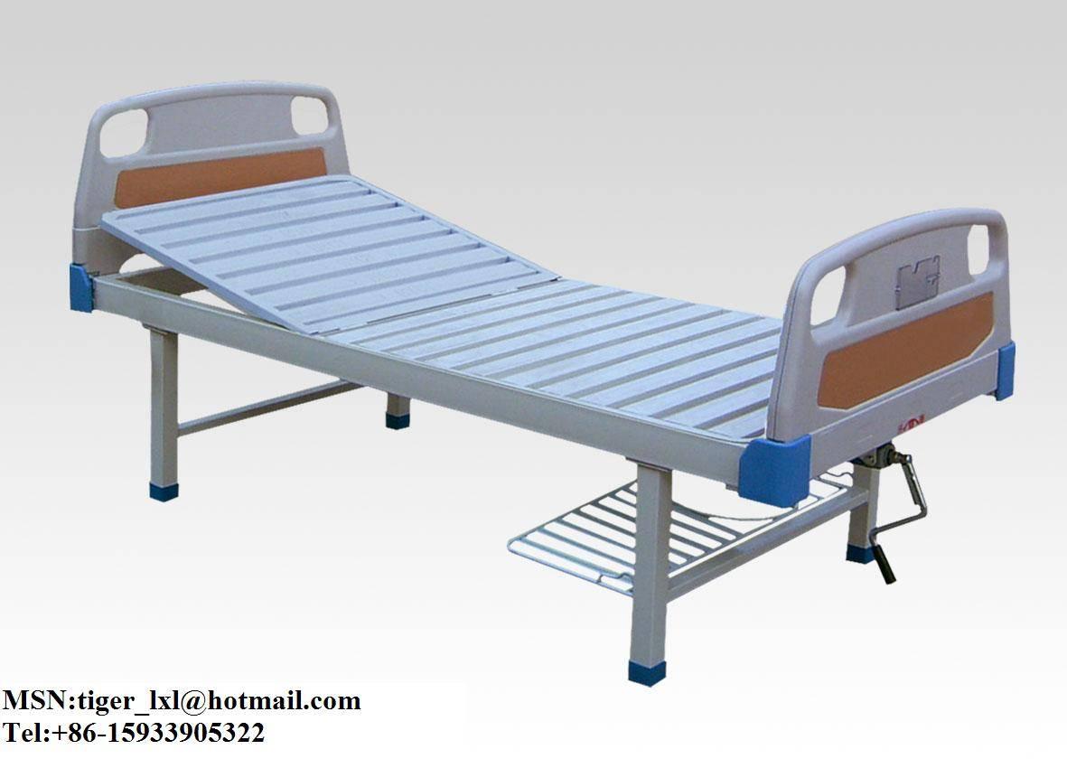 Single shake medical bed A-54