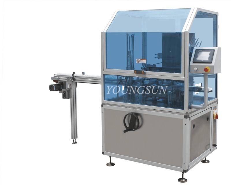 YCZ-125P YOUNGSUN Automatic Cartoning Machine